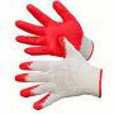 Перчатки обливные  х\б с 2-м латексн покрыт 10*