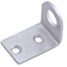 Проушины 18х50 гнутая цинк (Мет)(фасов.25 пар)
