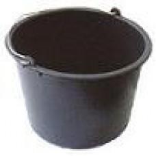 Ведро строительное резинопластик16 л (круглое) 10*