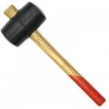 Киянка резиновая FALKO 225 гр дерев ручка (111)