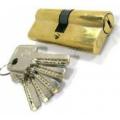 Механизм секрета SOLLER 80 мм Золото 5 перф кл (кл/кл ) 12*