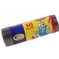 Мешки для мусора 30л Мульти-Пласт (30 шт) 50*