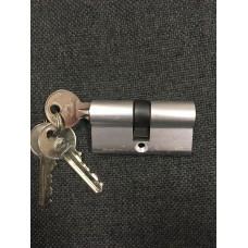 Механизм секрета 60 мм  Хром 5 кл (кл/кл) 12*