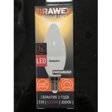 Светодиодная лампа 0707G-B35-7L Е14
