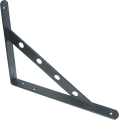Кронштейн усиленный 150х125 Серебро 10*