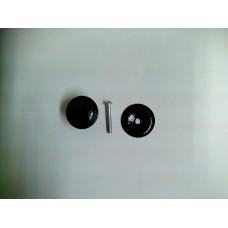 Ручка мебельная РК-3 (ободок)  шагрень 50*