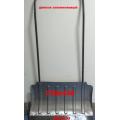 Движок формованный алюминиевый средний 750х428с ребрами жесткости (1,2 мм)