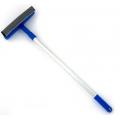 Окномойка поролон с телескопической ручкой с резинов держателем  110 см (444-017)