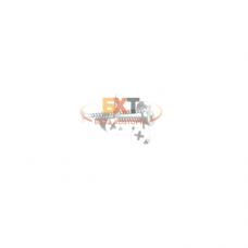 Кронштейн для полок фигурный Хром эффект  (182*182*1,5) 40*